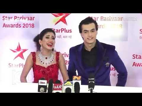 Star Parivaar Awards 2018 | Uncut | Hina Khan , Mohsin Khan