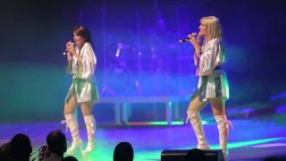Ring Ring - ABBA Mamma Mia Tribute Show