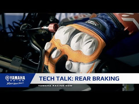 WorldSBK Technical Talk - Rear Braking