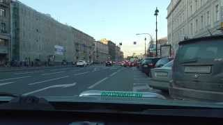 21/10/2014 - Уроки автовождения с Еленой Борисовной