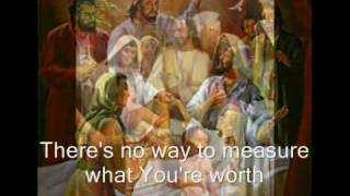 Above All - Michael W  Smith (With Lyrics)
