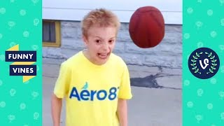 TRY NOT TO LAUGH CHALLENGE   The Best Funny Vines Videos of All Time Compilation # 1   March 2018