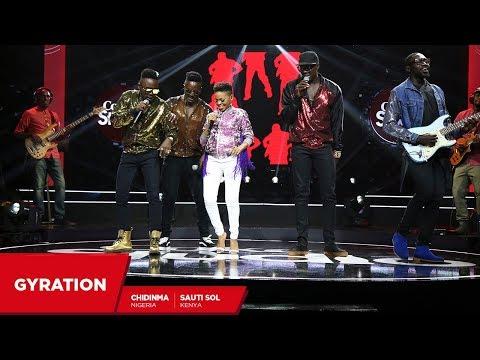 Sauti Sol, Chidinma and Masterkraft : Gyration – Coke Studio Africa