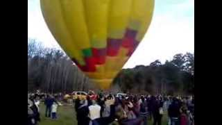 preview picture of video 'Viví Casares - Globos aerostaticos - Estancia San Martín'