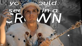 J. Moriarty ►You Should See Me In A Crown