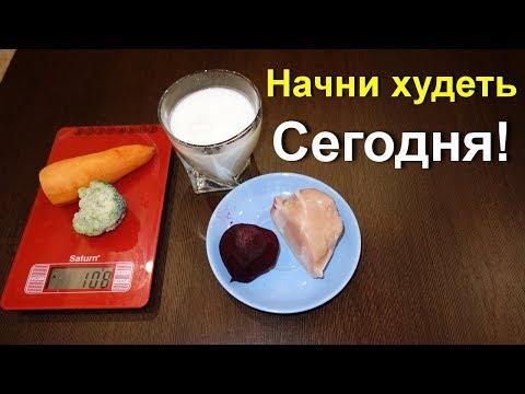 Правильное питание за месяц на сколько можно похудеть за