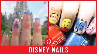 19 Best Disney Nails Compilation | New Nail Art 2019 Designs
