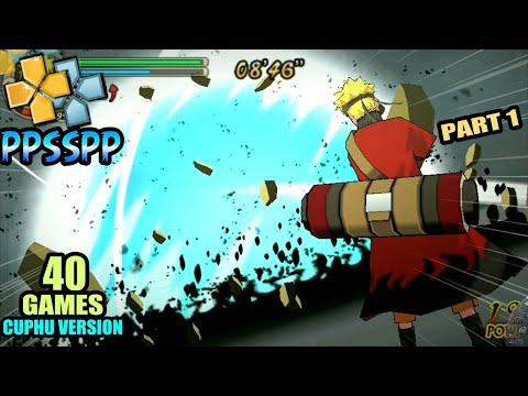 Top 40 Best PPSSPP Games For Android 2020 | Part 1 | Best PSP Games
