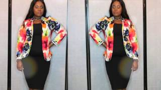 Fall Plus Size Fashion Mini Lookbook for BBW, Thick and Plus Size Dolls!
