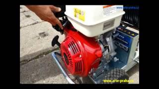 Rioned - vysokotlaké čištění - specialista pro dům HD30
