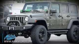 Jeep Wrangler Custom Build Start to Finish