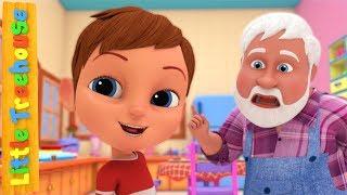 Johny Johny Yes Papa   Kindergarten Nursery Rhymes for Children