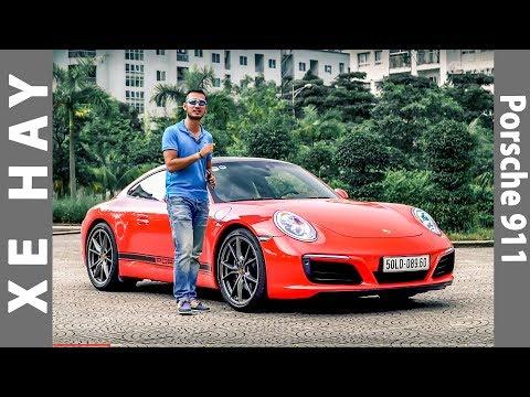 Đánh giá xe Porsche 911 Carrera 2017 giá 8,2 tỷ [XEHAY.VN]  |4K|