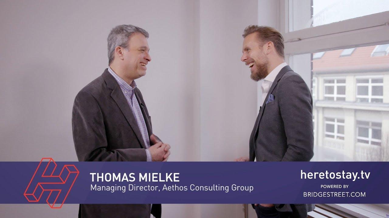 SAS RECHARGE 2019 interviews: Thomas Mielke, AETHOS Consulting