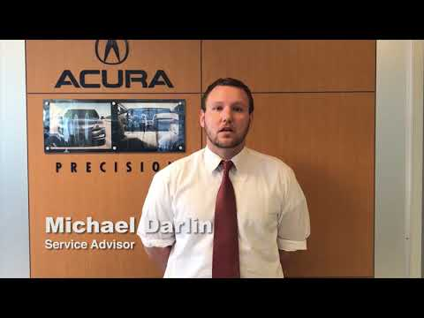 Service Advisor Michael Darlin