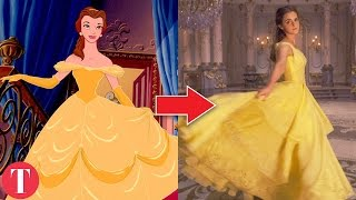 """10 Disney Secrets About """"BEAUTY AND THE BEAST"""""""