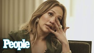 Watch Jennifer Lopez Tear Up Remembering Her Twins Being Born | The Jess Cagle Interview | People