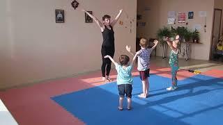 Йога для детей 3 6 лет