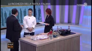 """""""Siamo noi"""" - Fabio Ciervo, chef del ristorante La Terrazza dell'Eden"""
