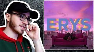 """Jaden """"ERYS""""   ALBUM REACTIONREVIEW"""