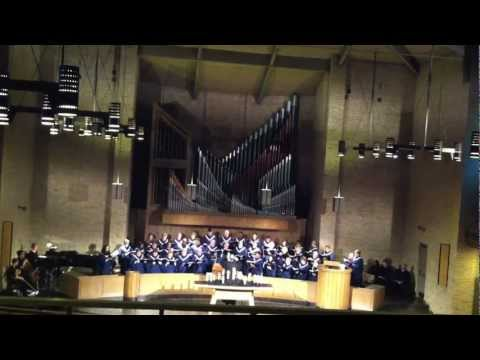 Trinity Methodist Church Choir Easter Music