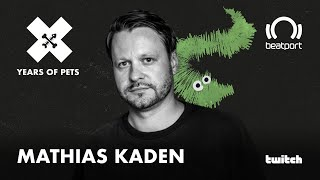 Mathias Kaden - Live @ Pets Recordings x Beatport Live 2021