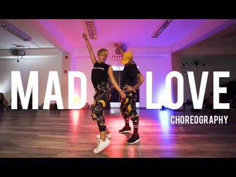 Sean Paul David Guetta Ft Becky G Mad Love Guillermo Alc��zar Choreography
