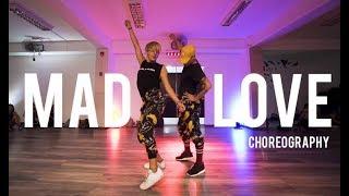 Sean Paul, David Guetta Ft. Becky G   Mad Love | Guillermo Alcázar Choreography