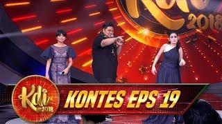 Tantangan Netizen Drama Musikal Buat Juri Dan Master  - Kontes KDI Eps 19 (30/8)