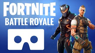 Fortnite Battle Royale Fail SBS 3D VR Box Google Cardboard not 360