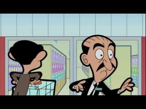 Mr Bean – Car Park Trouble