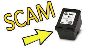 How to Avoid the Ink Cartridge SCAM   Refilling the Old Ink Cartrige !!!