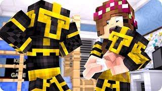 Noob Minecraft Vs Massi Gigante De Diamante Noob Trollea A Bebe Noob