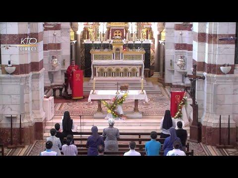 Laudes et Messe du 6 juillet 2021 à Notre-Dame de la Garde