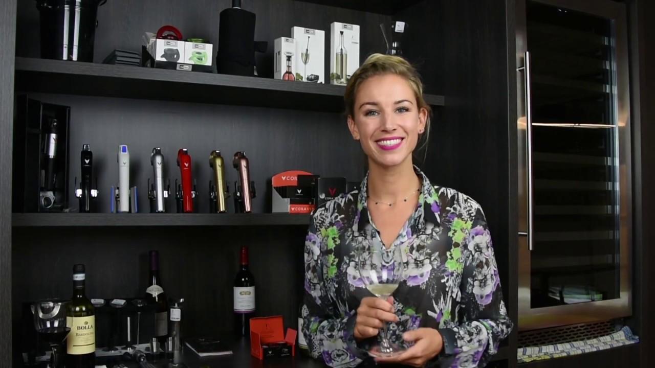 Video - Coravin Schroefdoppen 6 Stuks