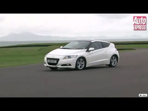 Honda CRZ Hybrid review - Auto Express Performance Car of the Year