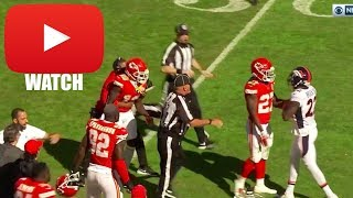 The Most Heated Moments of Week 8 (HD) 2018 NFL Season