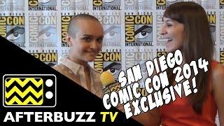 Interview au Comic Con pour AfterBuzz TV (2014)