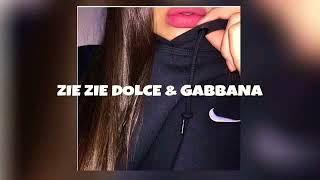 DOLCE & GABBANA ✨  ZIE ZIE