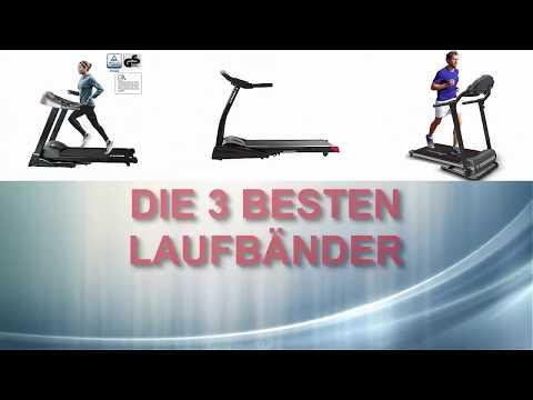 Die 3 besten Laufbänder - Welches ist das beste Laufband?