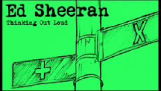 Ed Sheeran - Thinking Out Loud Mp3 | Music Top Tv