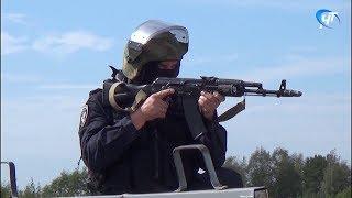 В Великом Новгороде прошли антитеррористические учения