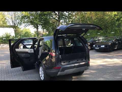 video Land Rover Discovery 5 SD4 HSE Werksgarantie abnehmbare AHK