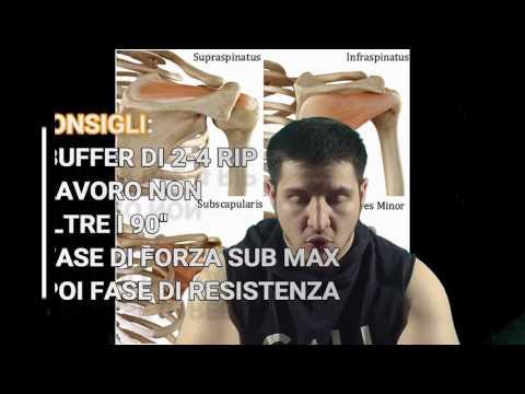 È possibile perdere peso in osteocondrosi