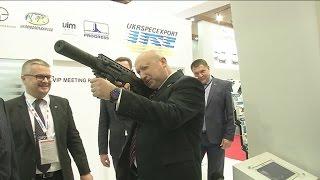О. Турчинов: українська зброя матиме попит на світових ринках