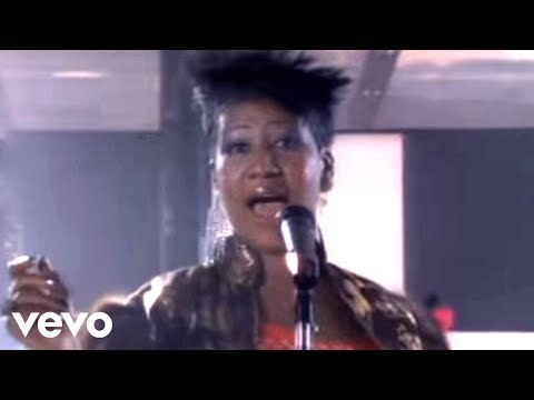 Aretha Franklin - Another Night (Official Video)