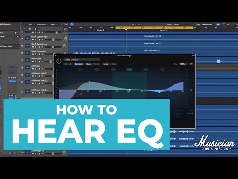 How to hear EQ