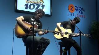 "Dakota Bradley performs ""Somthin' Like Somethin'"" in the Zoom Tan Live Lounge"