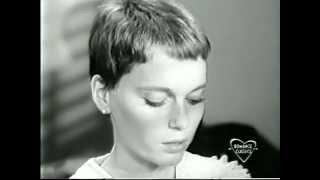 Peyton Place - Mia Farrow haircut (February 15, 1966)
