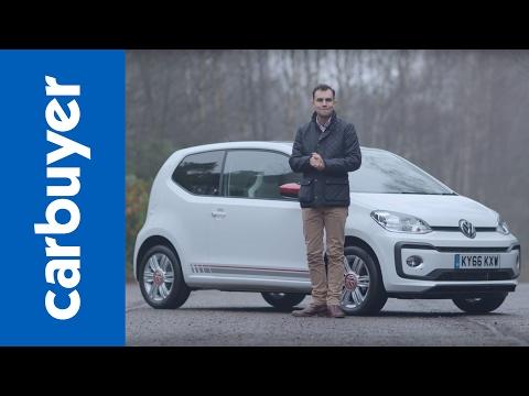 Volkswagen up! in-depth review - Carbuyer